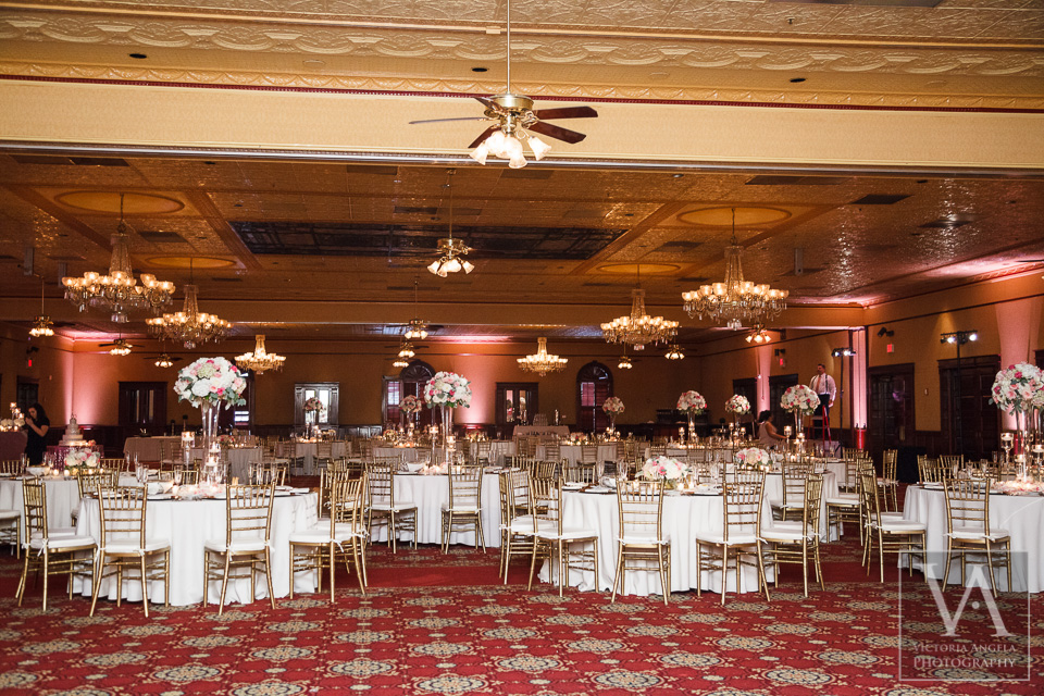 Ballroom at Churchstreet Wedding DJ
