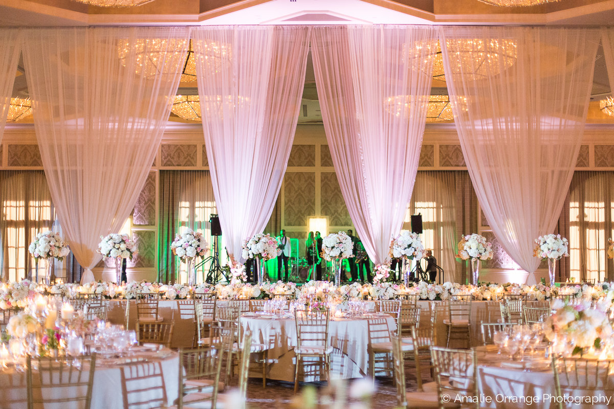 Four Seasons Orlando Wedding Lighting