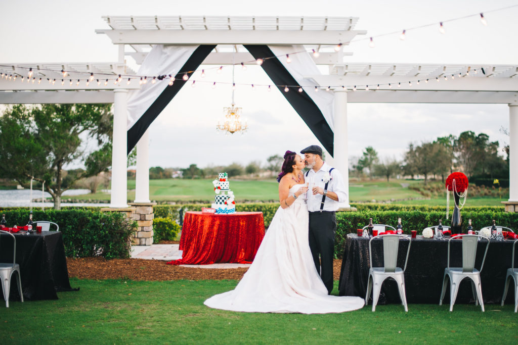 Eagle Creek Orlando Wedding
