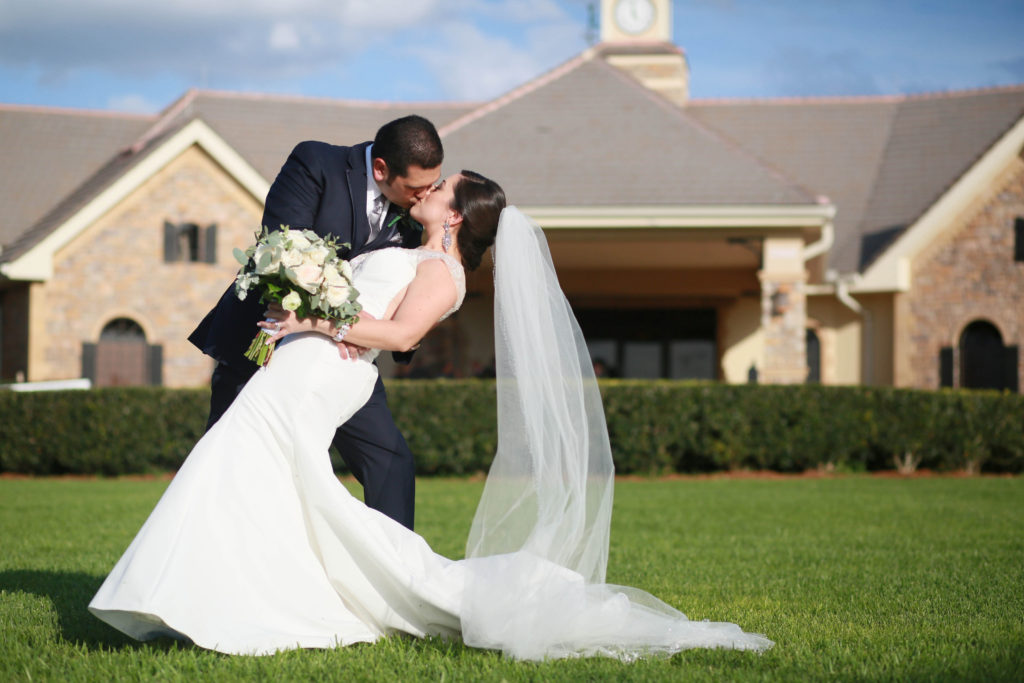 Eagle Creek Golf Club Orlando Wedding